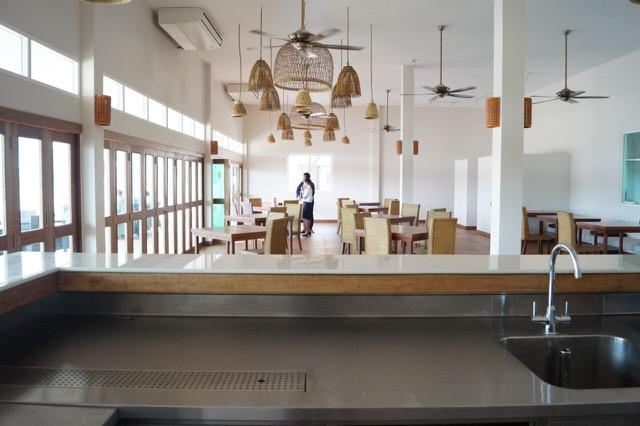 TC dining room