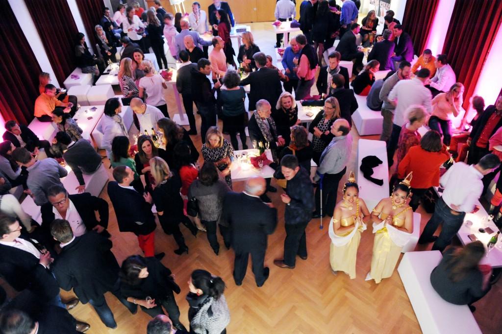 Charity Gala dinner Ambainace dance 2014